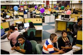 acd call center service